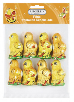 Milk Chocolate Easter Chicks