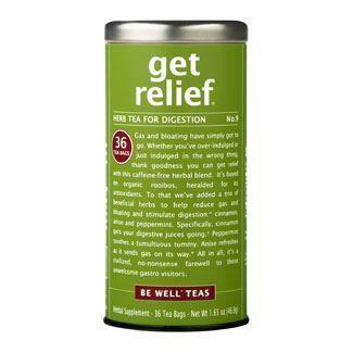 Get Relief Tea Bags