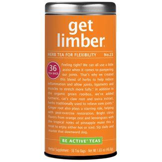 Get Limber Rooibos Tea Bags