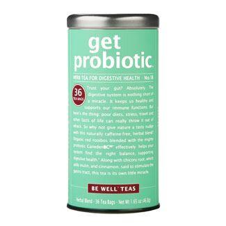 Get Probiotic Tea Bags