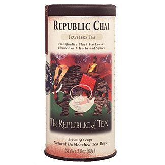 Republic Chai Black Tea Bags