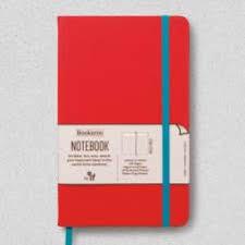 Bookaroo Notebook Red