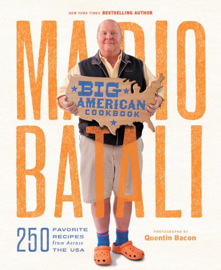 Big American Cookbook by Mario Batali