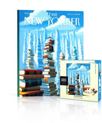 New Yorker 100 piece Jigsaw Puzzle