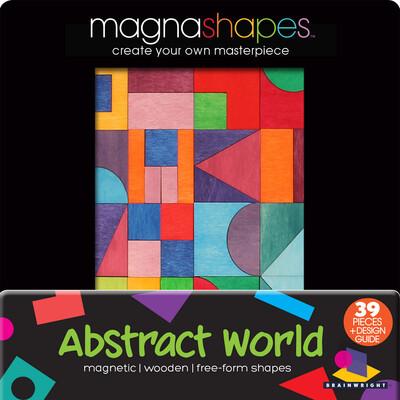 Magnashapes Puzzle