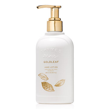 Goldleaf Hand Lotion