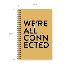 We're All Connected Journal