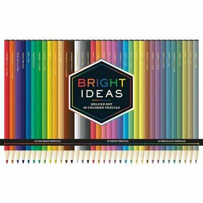 Bright Ideas Deluxe Pencil Set