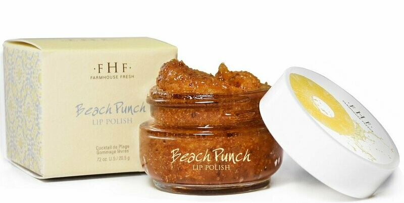 Beach Punch Sugar Lip Polish