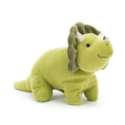 Large Mellow Mallow Triceratops