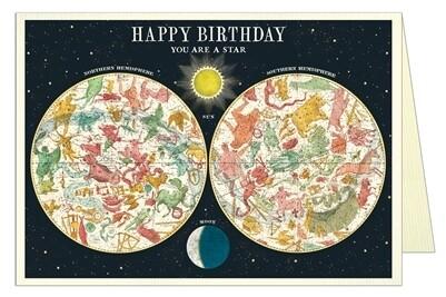 Birthday Constellations