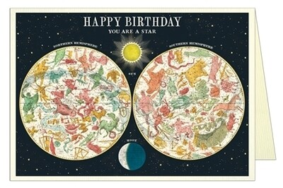 Birthday Constellations