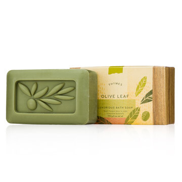 Olive Leaf Bath Soap