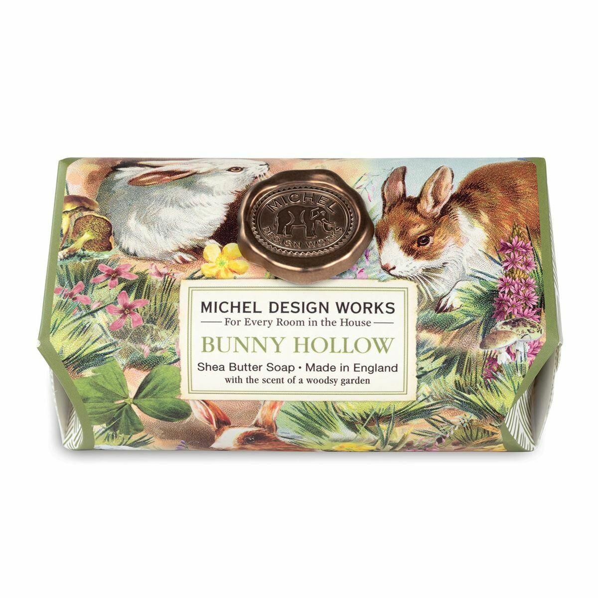Bunny Hollow Bath Soap Bar