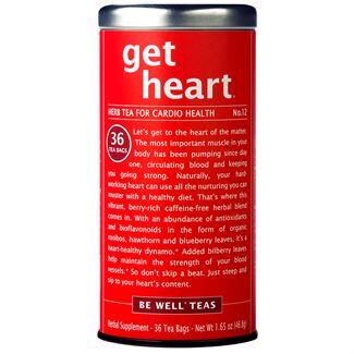 Get Heart Tea Bags