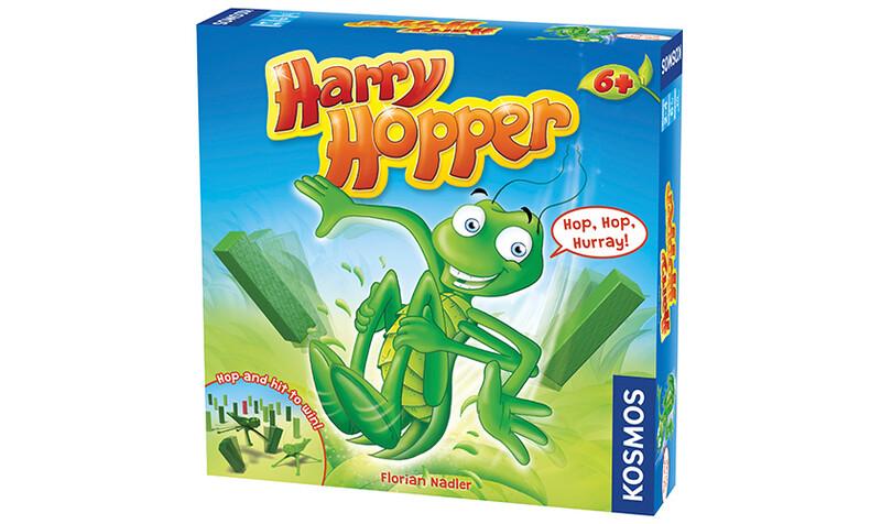 Harry Hopper