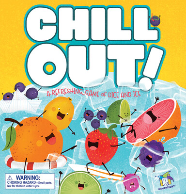 Chill Out! A Refreshing Game Of Dice And Ice