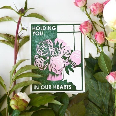 Holding You In Our Hearts