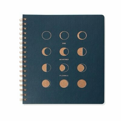 Moon Phases Large Planner