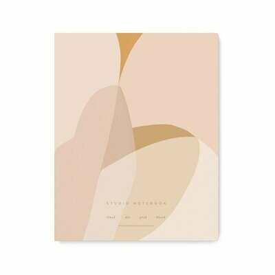 Canvas Studio Creative Notebook