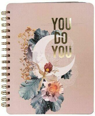 You Do You Spiral Notebook