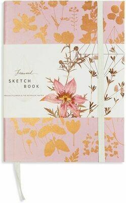 Fireweed Pink Shine Sketchbook