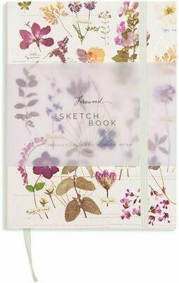 Fireweed Love Garden Sketchbook