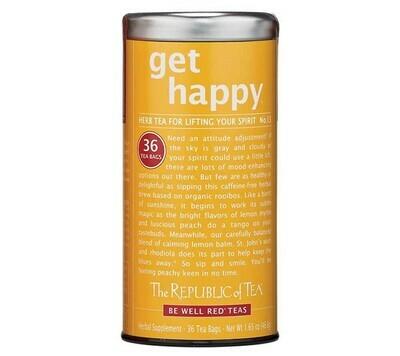 Get Happy Tea Bags