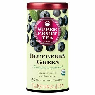 Blueberry Green Tea Bags