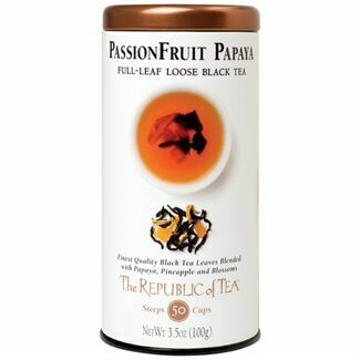 PassionFruit Papaya Loose Black Tea