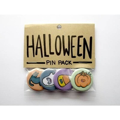 Halloween Pin Pack