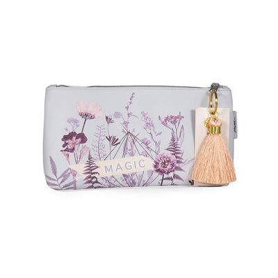 Flower Bed Coin Purse