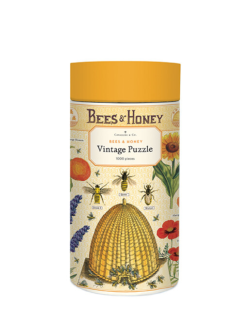 Bees & Honey 1000 pc Puzzle