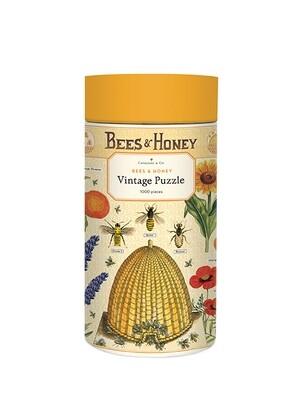 Bees & Honey 1000 pc Puzzle