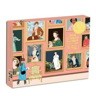 Herstory Museum Jigsaw Puzzle
