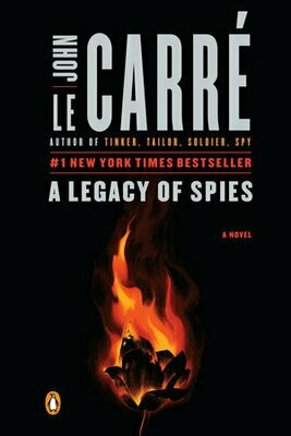 A Legacy of Spies by John Le Carre
