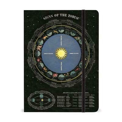 Zodiac Notebook 6