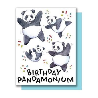 Birthday Pandamonium