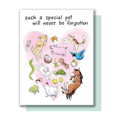 Never Forgotten Pet