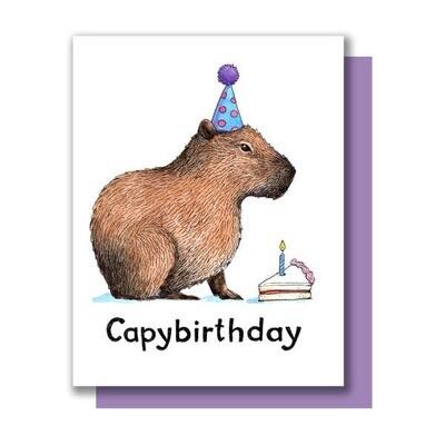 Capybirthday