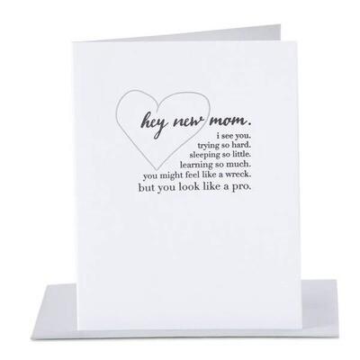 Hey New Mom