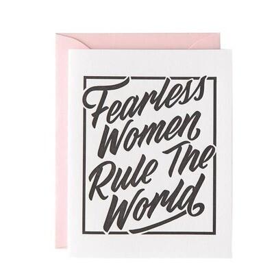 Fearless Women Rule the World