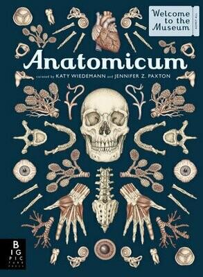 Anatomicum by Katy Wiedemann and Jennifer Z. Paxton