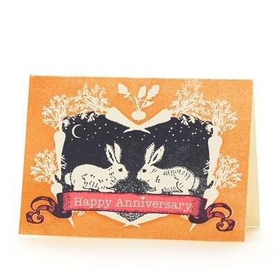Bunny Anniversary