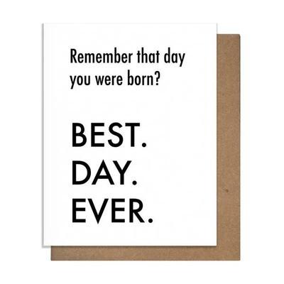 BDE Born