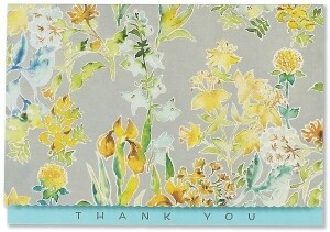 Blossom Thank You Boxed Cards