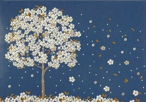 Falling Blossoms Boxed Cards (14)