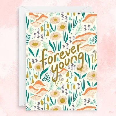 Forever Young Birthday