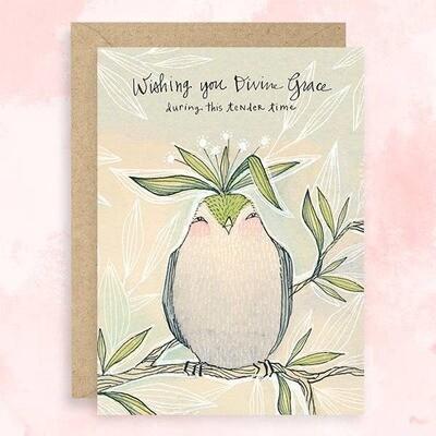 Divine Grace Card