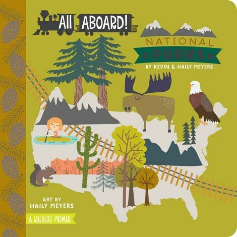 All Aboard National Parks